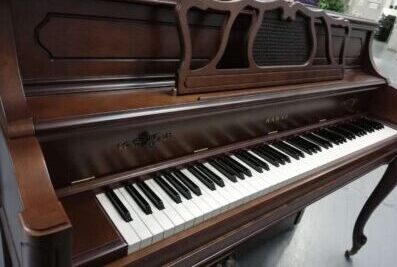 アップライトピアノのヤマハとカワイの中古を比較!UXやU3や木目のピアノがおすすめ?